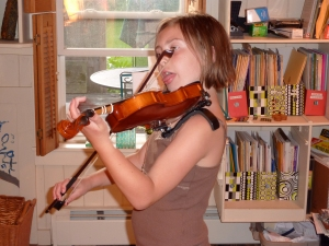Violin Teacher